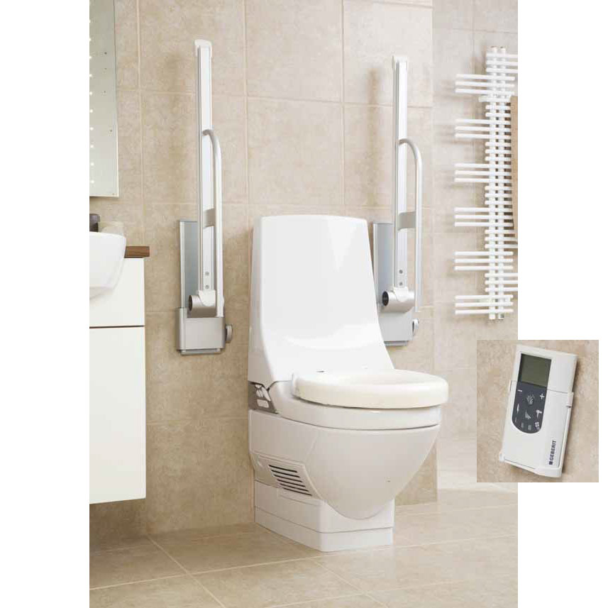Automatic Wash Dry Toilets Shape Your World
